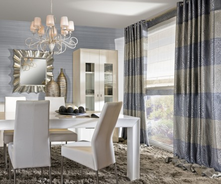 Moderné závesy do obývačky